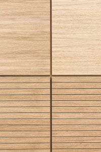 Finanzamt Waldmünchen Holzverkleidung Detail
